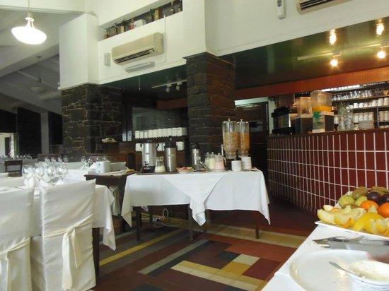 El Mirador Hotel and Spa: desayuno