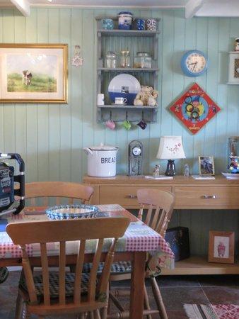 Little Newton Bed & Breakfast: La cuisine