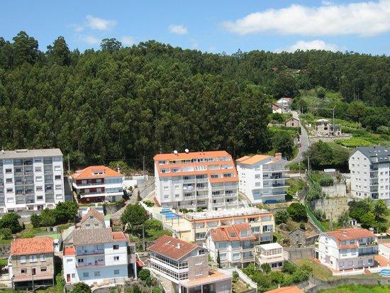 Apartamentos Park Raxo: Vista Aerea