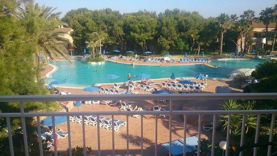 Hotel Apartamentos Princesa Playa: Room 244, balcony view