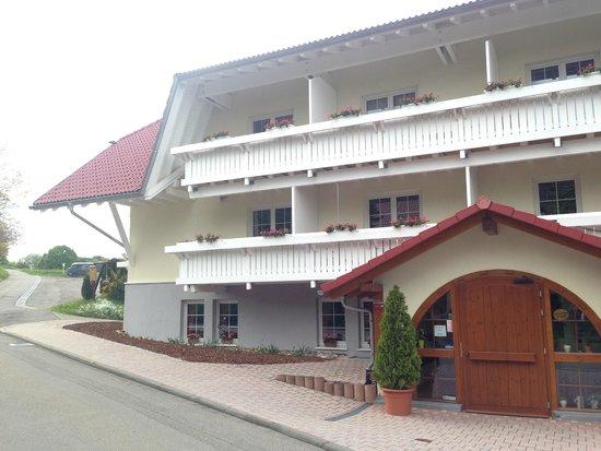 Landhotel & Restaurant Haringerhof: Front of hotel