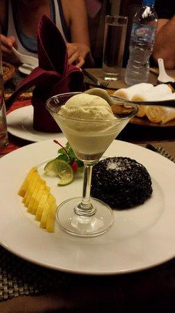 Essence Restaurant : Dessert