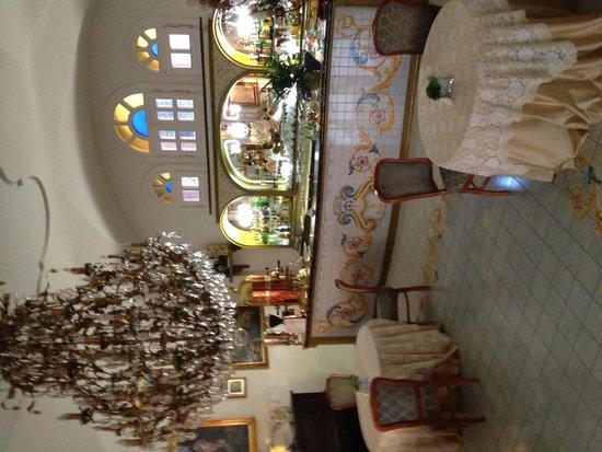 Grand Hotel Le Galassie: The bar