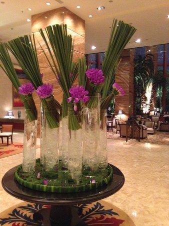 Shangri-La Hotel,Xian: hall