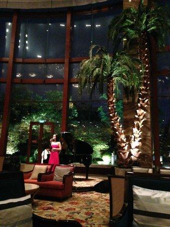 Shangri-La Hotel,Xian: loby bar