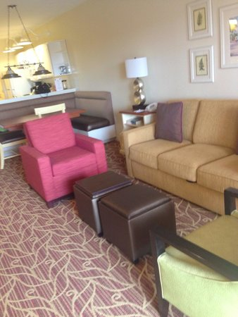 Marriott's Harbour Lake: Family/ dine