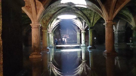 Citerne Portugaise : 貯水槽