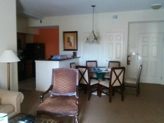 Lake Buena Vista Resort Village & Spa: dinning room