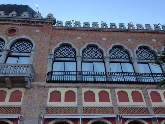 Hotel Excelsior Venice: Hotalfassade
