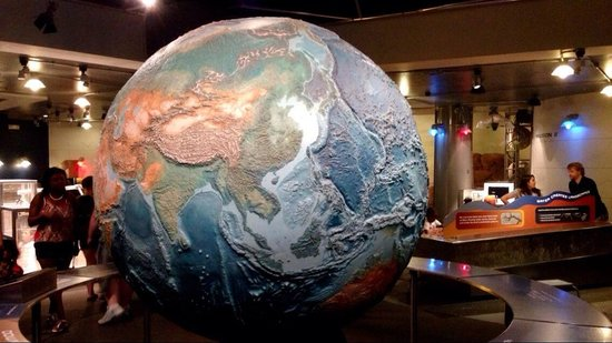 Denver Museum of Nature & Science : From the space exhibit.