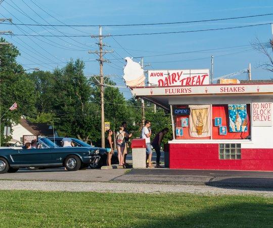 Italian Restaurants Avon Ohio S