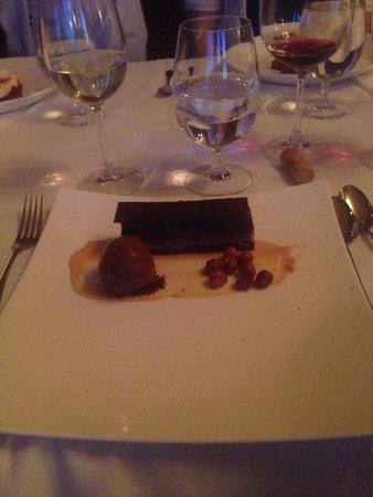 The Dining Room at Castle Hill Inn : Dessert