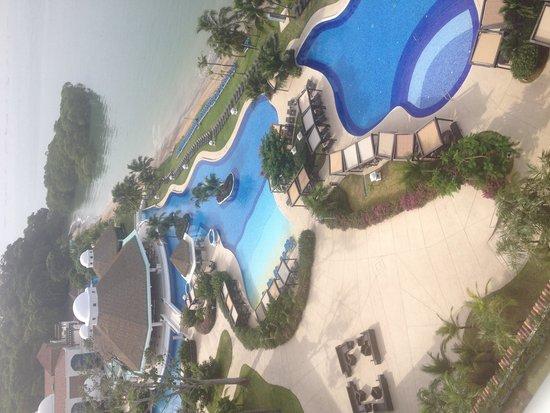The Westin Playa Bonita Panama: A nice view from the balcony!