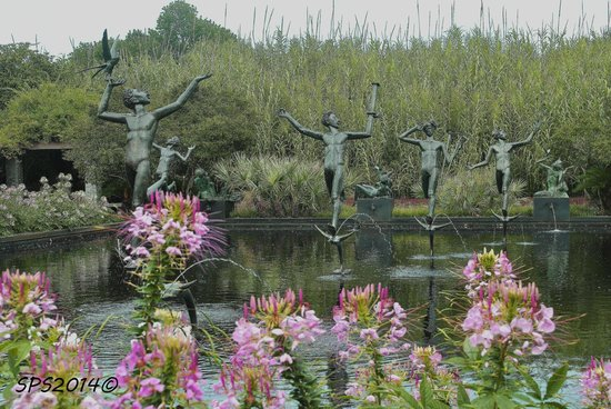 Brookgreen Gardens: sculpture garden