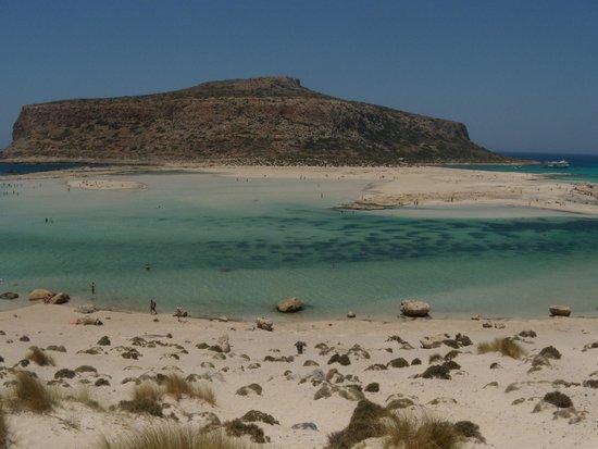 Balos Lagoon : Бухта Балос