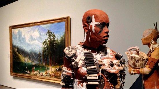 Denver Art Museum : Many types of art.