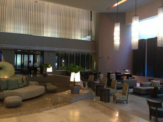 Hyatt Regency Merida: Lobby/Lounge Area