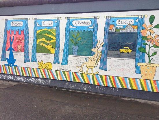 Berlin Wall Museum (Museum Haus am Checkpoint Charlie): Muro de Berlim