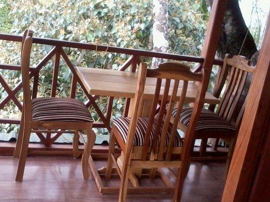 Dream Catcher Plantation Resort: viewfrom Tree House