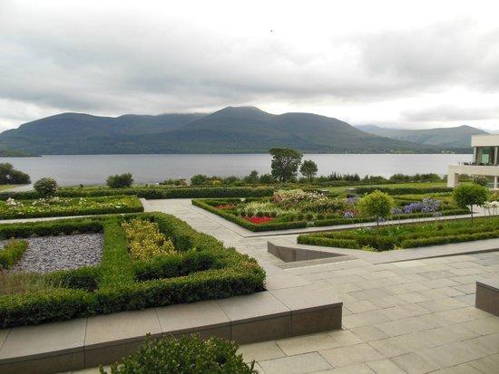 The Europe Hotel & Resort : Giardini dell'hotel