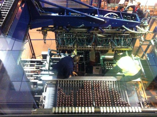 Newlands Brewery: Bottling line