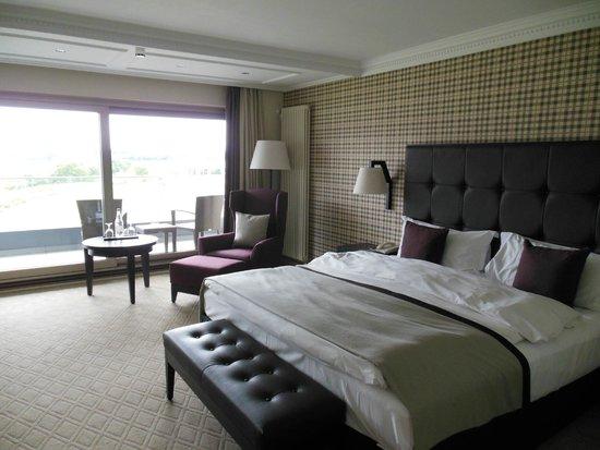 The Europe Hotel & Resort : Camera confortevole