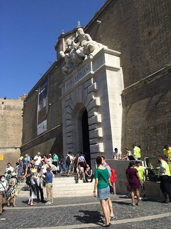 City Sightseeing Rome: Museo del Vaticano