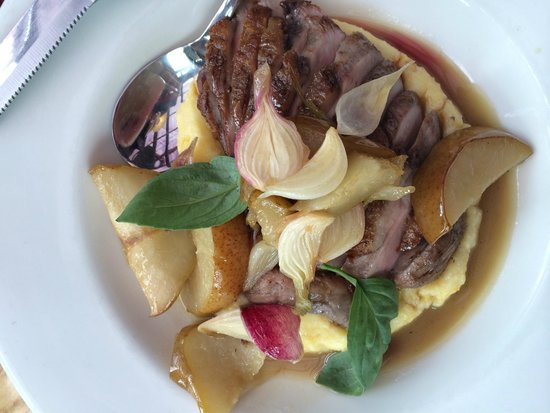 Gathering Together Farm: Duck Breast with Pears