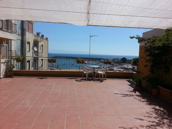 B&B il Pescatore: View from the terrace