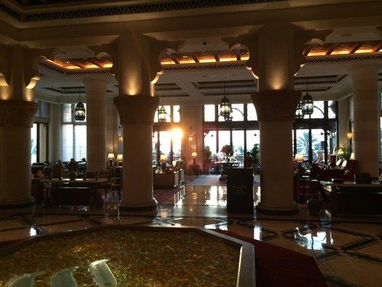 Jumeirah Mina A'Salam: Lobby