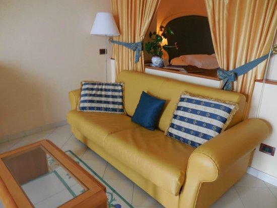 Hotel Eden Roc: Room