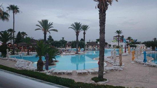 Thalassa Sousse Resort & Aquapark: basen