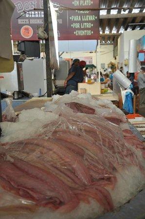 Cookin' Vallarta: Fish Market
