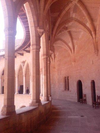 Castell de Bellver: 2й уровень