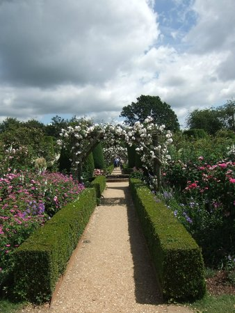 Mottisfont Abbey: Another view.