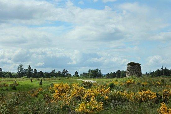 Culloden Battlefield Überblick