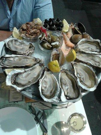 Cafe de Turin: Seafood