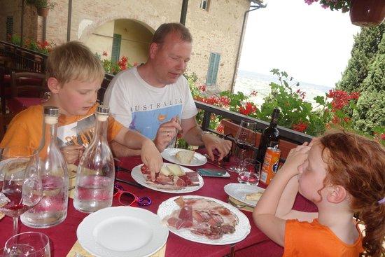 Albergo Ristorante Masolino: anti pasti