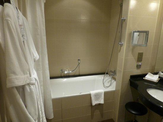 Radisson Royal Hotel Moscow : Bath