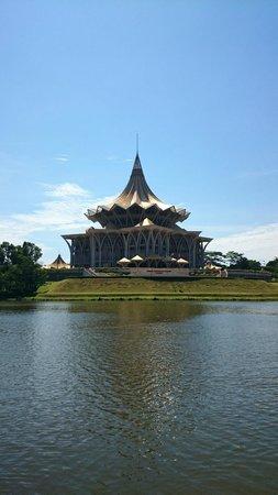 Kuching Esplanade: DUN Sarawak