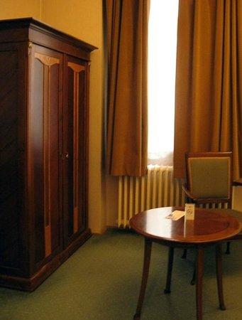 Danubius Hotel Gellert: номер стандарт