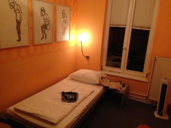 Arte Luise Kunsthotel: Room 318