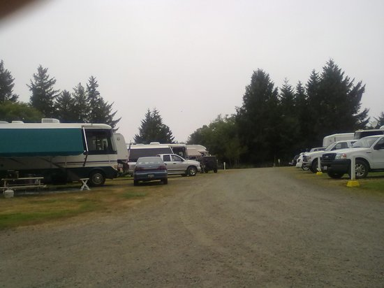 Thousand Trails Campground Picture Of Seaside Rv Resort