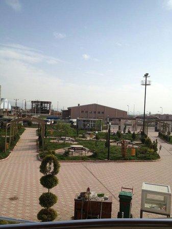 Silopi, ตุรกี: Park