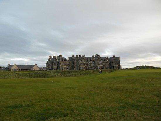 Trump International Golf Links & Hotel Doonbeg: Vista del lodge