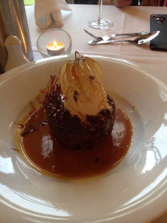 Cliff Hotel: yummy