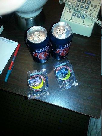 The Thunderbird Inn: MoonPies and soda
