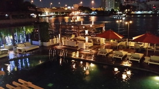 Riva Surya Bangkok: nice view