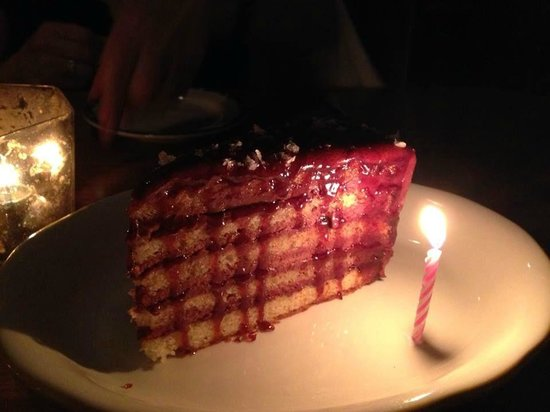 Butter Midtown : Most delicious cake ever!