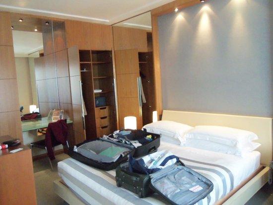 Le Meridien Visconti Rome: Bedroom